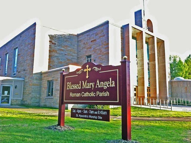 St. Hyacinth Church Site of Blessed Mary Angela Parish